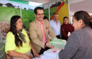 GOBIERNO DE ZACATECAS REALIZA FERIA DIFERENTE EN MEZQUITAL DEL ORO