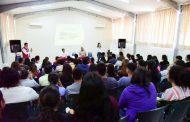 INJUVENTUD DIFUNDE EN MUNICIPIOS BECAS Y PROGRAMAS EN FAVOR DE LOS JÓVENES
