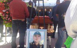 AUTORIDADES ESTATALES Y MUNICIPALES RINDIERON HOMENAJE PÓSTUMO A POLICÍAS DE SOMBRERETE