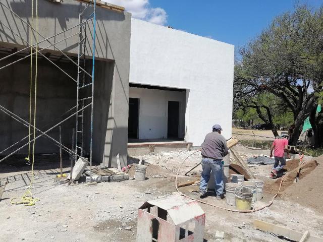 CONTINÚA GOBIERNO ESTATAL CONSTRUCCIÓN DE LA UNIDAD DE REHABILITACIÓN EN VILLANUEVA