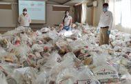 Fresnillo plc entrega dos mil despensas al Centro de Acopio del Municipio de Fresnillo y mil al Banco de Alimentos