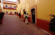DESINFECTAN Y SANITIZAN INSTALACIONES DEL HOTEL MESÓN DE JOBITO