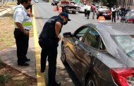 RETIENEN 143 VEHÍCULOS EN LA ZONA CONURBADA POR VIOLAR EL PROGRAMA DE REDUCCIÓN DE LA MOVILIDAD VIAL