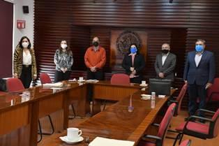 Trabaja Comisión Legislativa de Justicia en Ley de Amnistía para el estado