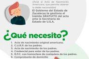 TRÁMITES DE APOSTILLE DE ACTAS AMERICANAS REINICIARÁN AL TERMINAR CONTINGENCIA SANITARIA