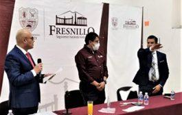 NOMBRAN DIRECTOR REGIONAL DE LA FISCALÍA GENERAL DE JUSTICIA DEL ESTADO EN EL MUNICIPIO DE FRESNILLO