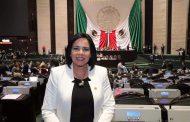 A PESAR DEL REZAGO EN SALUD, ES TIEMPO UNIDAD: MIRNA MALDO