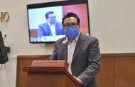 """Propone Omar Carrera catalogar como """"Caso fortuito"""" circunstancias extraordinarias por pandemia en el cumplimiento de Contratos"""