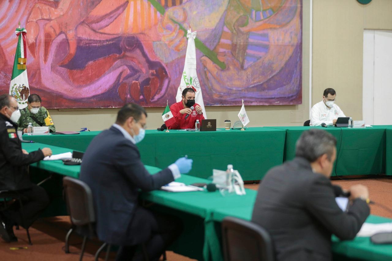 MÉXICO VIVE UNA PROFUNDA CRISIS DE SEGURIDAD: GRUPO DE COORDINACIÓN LOCAL