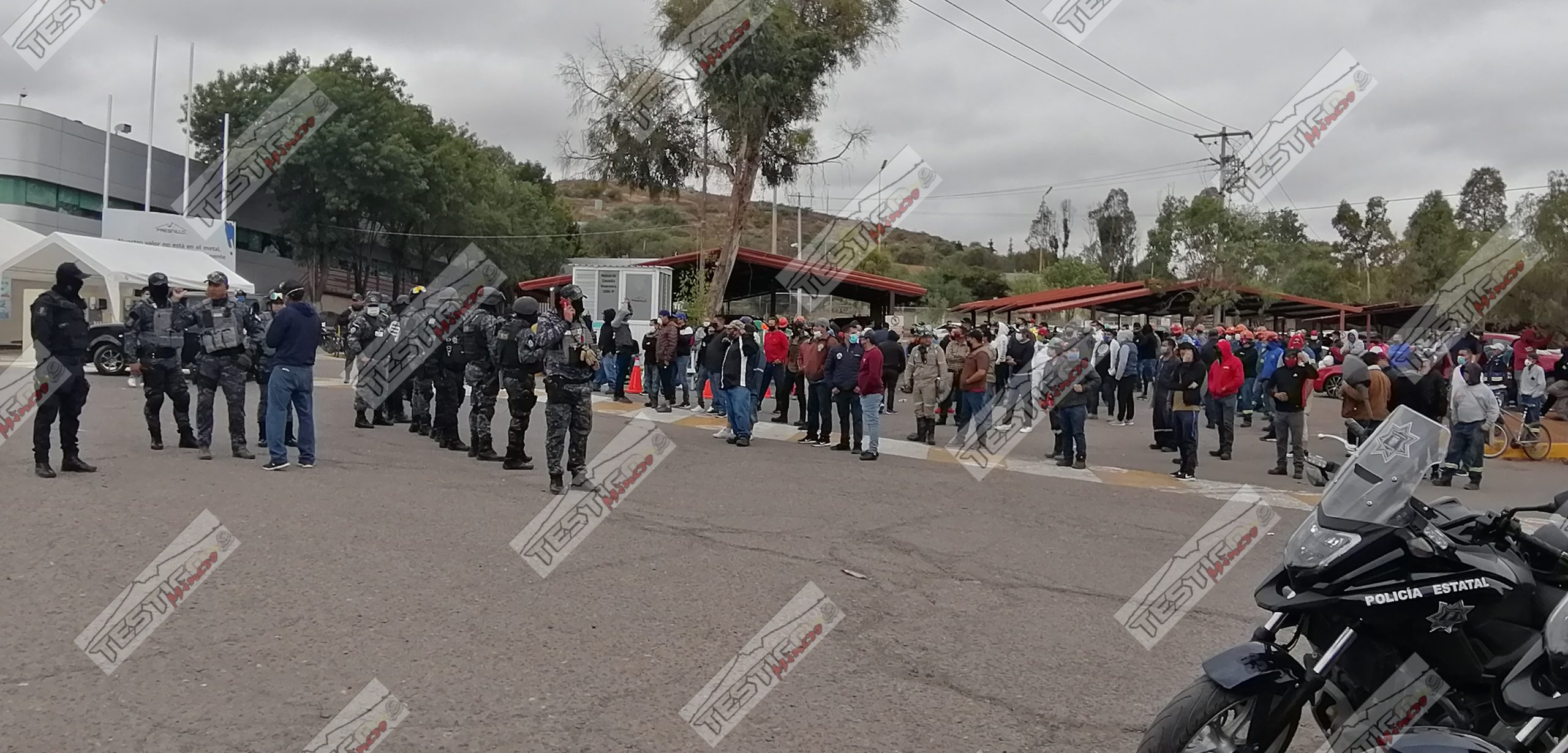 MINERA FRESNILLO REITERA RESPETO A LA AUTONOMÍA SINDICAL