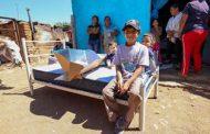 GOBIERNO ESTATAL ENTREGA APOYOS A FAMILIAS VULNERABLES DE RANCHO LOS MÉNDEZ, EN FRESNILLO