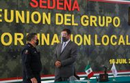 OFRECE GOBERNADOR TELLO TOTAL RESPALDO PARA REFORZAR SEGURIDAD EN FRESNILLO