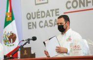 ANUNCIA TELLO LINEAMIENTOS SANITARIOS PARA INICIAR FASE DE NUEVA REALIDAD EN ZACATECAS