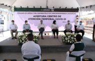 FRESNILLO CUENTA CON UNO DE LOS OCHO HOSPITALES COVID-19 QUE SE CONSTRUYEN EN MÉXICO POR EL IMSS