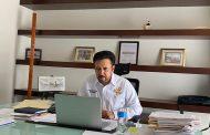 El alcalde Miguel Torres Rosales, exhorta al Gobernador Alejandro Tello para adquirir pruebas serológicas contra el COVID-19 en beneficio de los Zacatecanos.