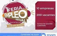 SE OFERTARÁN MÁS DE 200 VACANTES EN LA PRIMERA FERIA DEL EMPLEO VIRTUAL