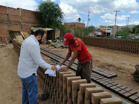 INTENSIFICAN INSPECCIONES A LADRILLERASPARA EVITAR ENCENDIDO DE HORNOS EN ZONAS URBANAS