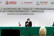 ZACATECAS SE PONE A LA VANGUARDIA CON EL NUEVO MODELO DE JUSTICIA LABORAL: ALEJANDRO TELLO