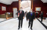 ATIENDE GOBERNADOR A ENTREGA DEL 4 INFORME DE SU GOBIERNO