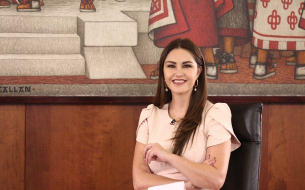 La fortaleza de los zacatecanos ha sido su solidaridad ante el Covid-19: Geovanna Bañuelos