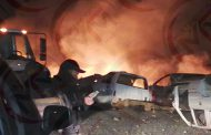 Incendio en Yonke San Juan