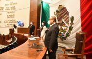 Inicia Primer Periodo Ordinario de Sesiones de la LXIII Legislatura