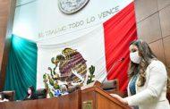 Comparece ante las y los diputados la secretaria de Educación María de Lourdes de la Rosa Vázquez