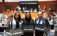 Histórico que el pueblo mexicano decida si se enjuician a los expresidentes: Geovanna Bañuelos