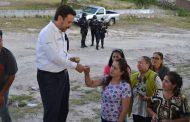 MIGUEL TORRES LLEVA INTERNET GRATUITO A LA COMUNIDAD DEL PANTANO