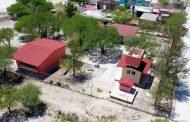 GOBERNADOR TELLO ENTREGA OBRAS EDUCATIVAS Y PARA EL CAMPO A HABITANTES DE HUANUSCO