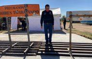 La Comunidad de Salas Pérez se ve beneficiada por parte del Gobierno Municipal con mejoras en infraestructura.