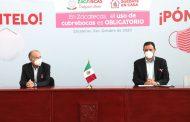 ACUERDAN GOBERNADORES REFORZAR VIGILANCIA Y PATRULLAJE COORDINADO EN ZONAS LIMÍTROFES ENTRE ZACATECAS Y SLP