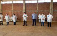Grupo México, Grupo Peñoles y el Gobierno Municipal, realizan pruebas gratuitas de COVID-19 en la Comunidad de San José de Félix