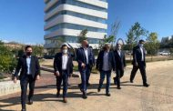 DELEGACIÓN ISRAELÍ DE EXPERTOS EN INNOVACIÓN CONOCE QUANTUM CIUDAD DEL CONOCIMIENTO