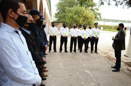CONCLUYEN 30 POLICÍAS DE LA SSP PROGRAMA DE BACHILLERATO INTENSIVO