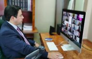 EXHORTA JORGE MIRANDA A FUNCIONARIOS MUNICIPALES A SER RESPONSABLES EN CIERRE DE EJERCICIO FISCAL