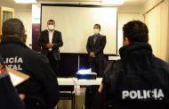 CAPACITAN A POLICÍAS ESTATALES EN EL USO LEGÍTIMO DE LA FUERZA