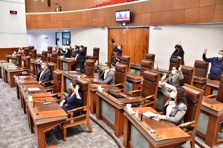 La LXIII Legislatura respalda las gestiones por un mejor presupuesto para Zacatecas en 2021