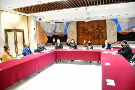 La Comisión de Salud aprueba en lo general el dictamen de la nueva ley que regula el uso del cubrebocas