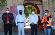 Reapertura de panteones municipales en Sombrerete