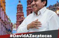 DAVID MONREAL A ZACATECAS