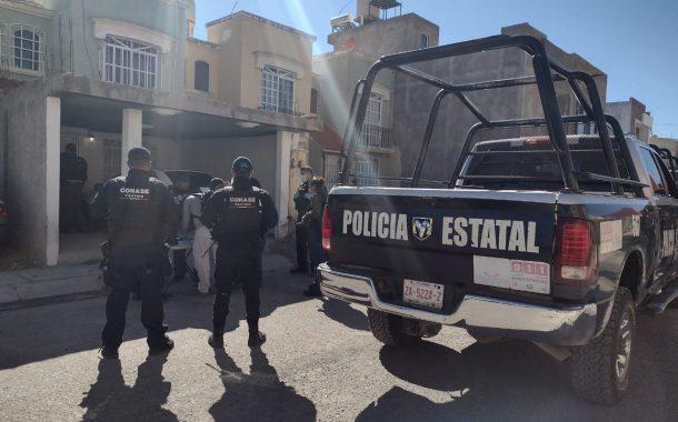 TRAS ACCIONES DE INVESTIGACIÓN INTERINSTITUCIONAL SE CUMPLIMENTA ORDEN DE CATEO EN GUADALUPE