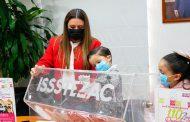 Se realiza rifa en el ISSSTEZAC a favor de los más vulnerables