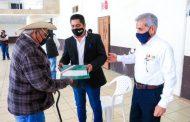 CON 11.4 MDP, TELLO INCENTIVA A PRODUCTORES DEL SURESTE DEL ESTADO