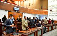 El Pleno elige a las y los 11 diputados que integrarán la Comisión Permanente