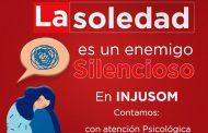 INJUSOM BRINDA SERVICIO GRATUITO DE ATENCIÓN PSICOLÓGICA A JOVENES DEL MUNICIPIO DE SOMBRERETE.