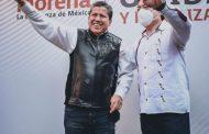 Y… el tiempo dio la Razón, David Monreal es el precandidato de Morena por Zacatecas