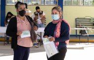 """Programa de Becas """"Benito Juárez"""" para Educación Básica distribuye 128 millones de pesos a casi 40 mil familias zacatecanas"""
