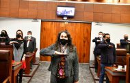 Aída Alicia Lugo Dávila fue designada como magistrada del Tribunal de Justicia Administrativa