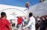 CON MOTIVO DE LAS FIESTAS DECEMBRINAS PROMUEVEN ACTIVIDADES EN CENTROS PENITENCIARIOS DE ZACATECAS